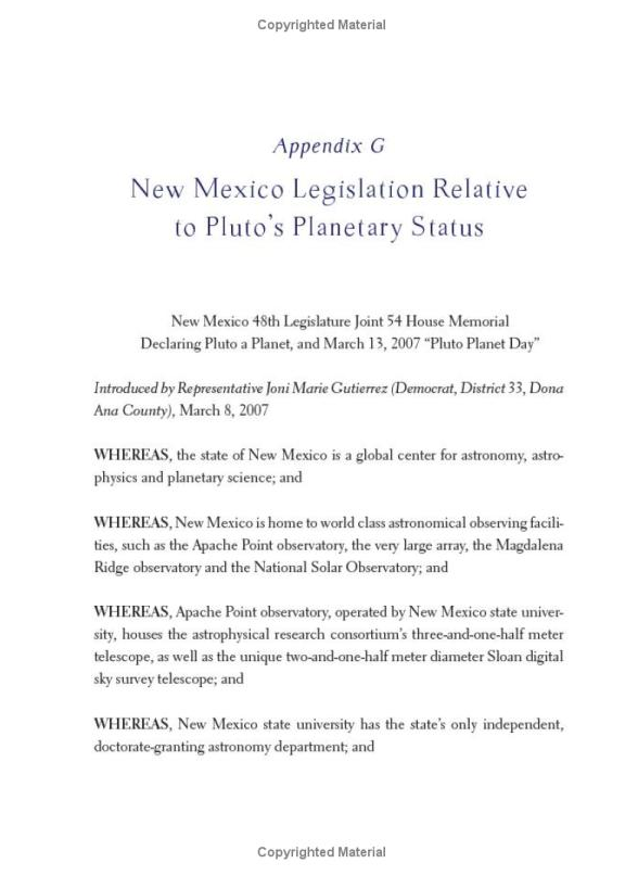 Pluto legislation: New Mexico (p. 1/2)