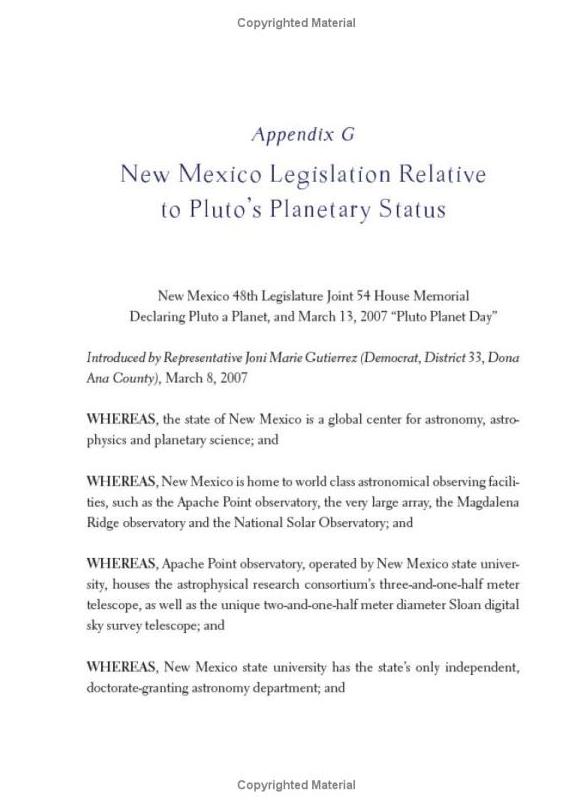 Pluto legislation: New Mexico (p. 1/2)